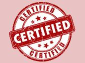 Certificato Prodotto